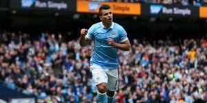 Manchester City se prepara para el Real Madrid con una goleada