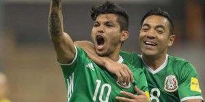 México sube hasta el puesto 16 del ranking de la FIFA