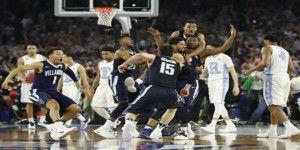 Villanova se corona en el basquetbol de la NCAA
