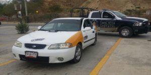 Encuentran a decapitado en cajuela de taxi en Acapulco