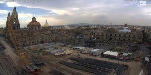 Sismo sacude Guadalajara