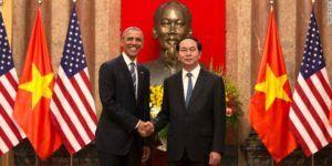 EE.UU. levanta embargo de armas a Vietnam