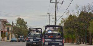 Policías federales repelen agresión en Reynosa