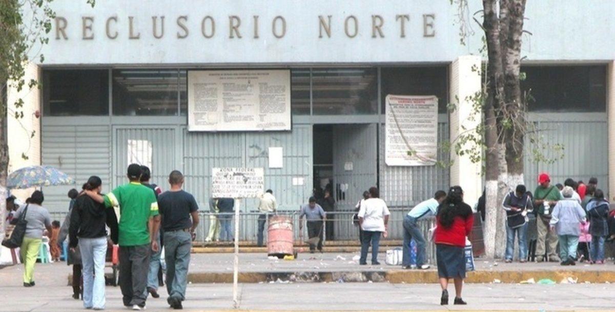 Duarte estará hasta el sábado en el Reclusorio Norte
