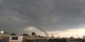 Video: tornado azota Toluca