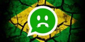Brasil no tendrá WhatsApp por tres días