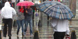 Continuarán las lluvias y tormentas eléctricas en gran parte del país