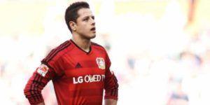 Chicharito es baja para último partido del Bayer Leverkusen