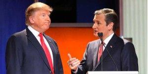 'Donald Trump es un bufón arrogante y fanfarrón': Ted Cruz