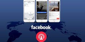 Facebook lanza mapa interactivo de videos en vivo