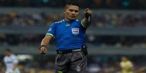 Fernando Guerrero es designado árbitro para la final