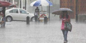 Continuarán las lluvias en gran parte del país