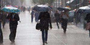 Seguirán lluvias de moderadas a intensas en la mayor parte del país
