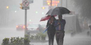 Prevén lluvias en gran parte del territorio nacional