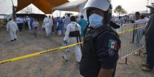 Suman 84 los cuerpos exhumados en Tetelcingo