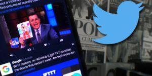 Twitter prueba el modo nocturno en dispositivos móviles