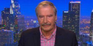 'Trump va a morir políticamente': Vicente Fox