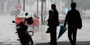 Tormentas intensas en el sur y sureste del país