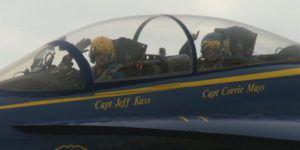 Video: piloto de la marina de EE.UU. muere durante práctica de vuelo