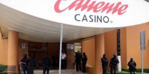 Roban 147 mil pesos de casino en Mundo E