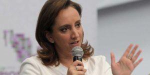 """""""Pagar por un muro está fuera de nuestra visión"""": Ruiz Massieu"""