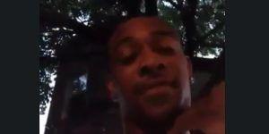 Video: asesinan a hombre mientras transmitía en Facebook Live