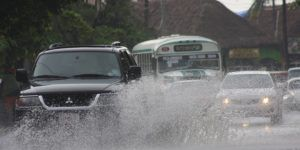 Onda tropical causará lluvias muy fuertes en sur y sureste del país