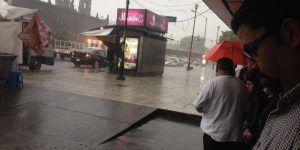 Seguirán las lluvias por onda tropical 7