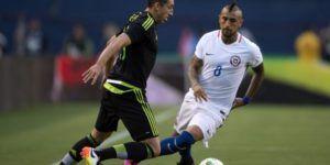 México le gana al campeón de América