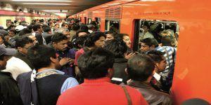 Aplicarán plan piloto para agilizar viajes en Metro