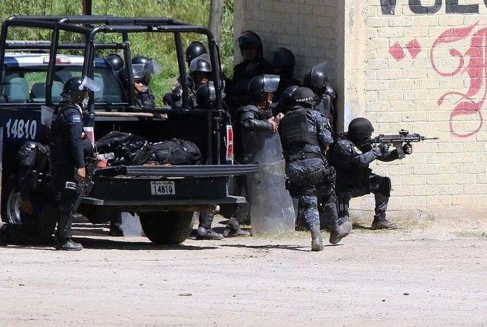 PGR suspende diligencias en Nochixtlán