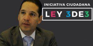 Video: gobernador de Querétaro se compromete con Ley 3 de 3