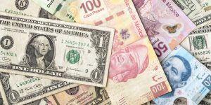 Dólar cierra jornada en 18.99 pesos a la venta