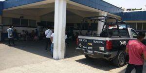 Balacera en Hospital General de Mazatlán deja un muerto y tres heridos