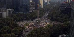 Ciudad de México registra 17 bloqueos por maestros de la CNTE