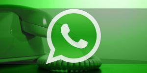 Ya podrá dejar buzón de voz en WhatsApp