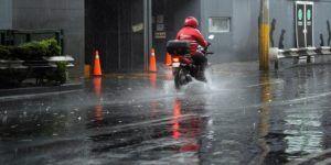 Prevén lluvias muy fuertes en gran parte del país