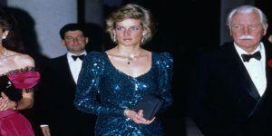 Subastan vestido de la princesa Diana en 2.5 millones de pesos