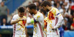 Habrá nuevo campeón. España eliminada