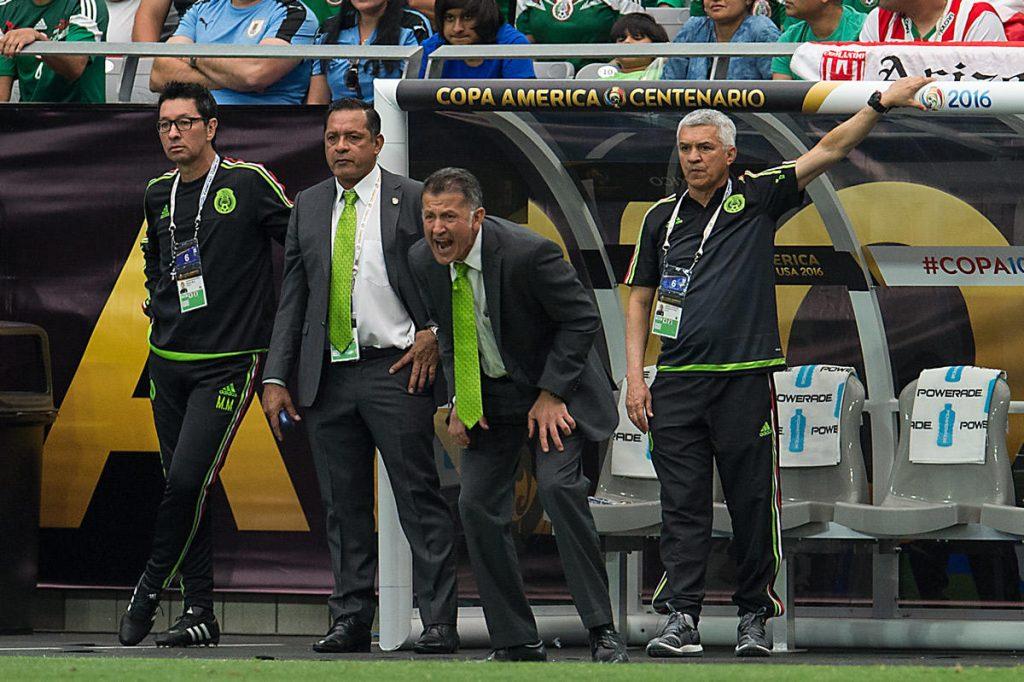 Juan Carlos Osorio. Foto de Mexsport