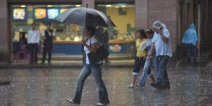 Tormentas afectarán el sureste de México