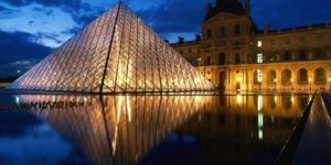 Reabren parcialmente el Museo de Louvre