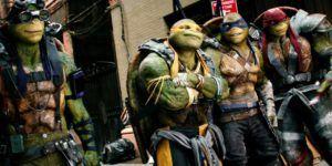 El humor de las Tortugas Ninja salva la película: crítica