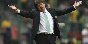 'El Piojo' felicita al nuevo entrenador del América