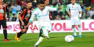 Néstor Calderón, prestado a Chivas