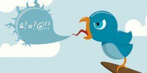 """Twitter más al pendiente de los """"trolls"""" que nunca"""