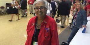 La latina que votará por Trump