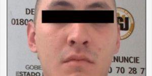 Capturan en Tlalnepantla a sujeto buscado por la DEA