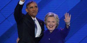 """""""No hay muros que detengan el sueño americano"""": Barack Obama"""