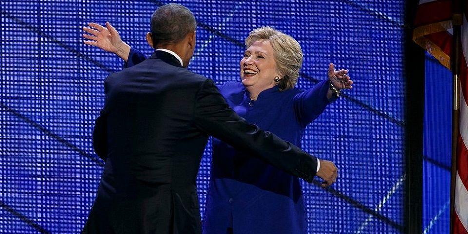 Razones de Obama para votar por Clinton